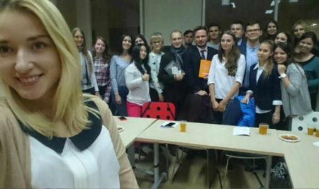Преподаватель Rebrain провел практические занятия в Школе Мастеров МГУ им. Ломоносова