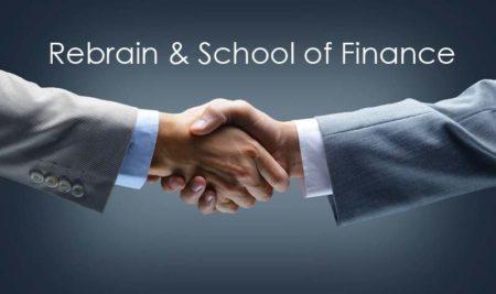 Сотрудничество Rebrain и School of Finance